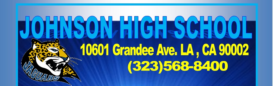 Dorothy Johnson High School  Logo